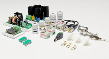 Accessories for power supply units