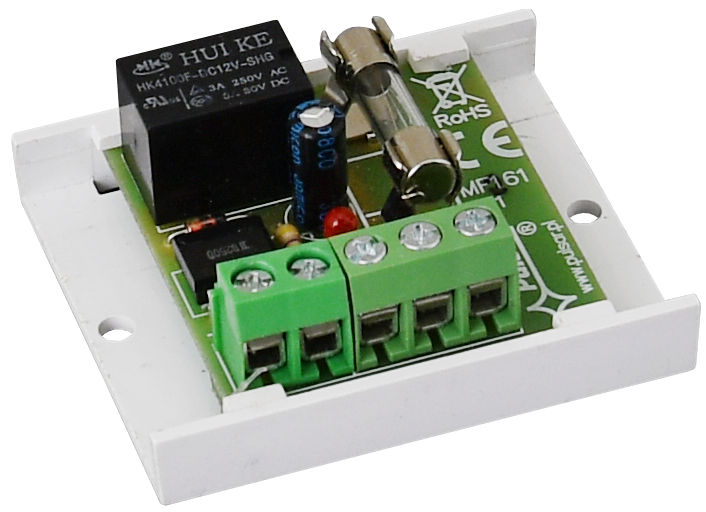 Marvelous Ac Dc Power Fuse In The C Nc No Relay Circuit Open Frame Wiring Digital Resources Indicompassionincorg