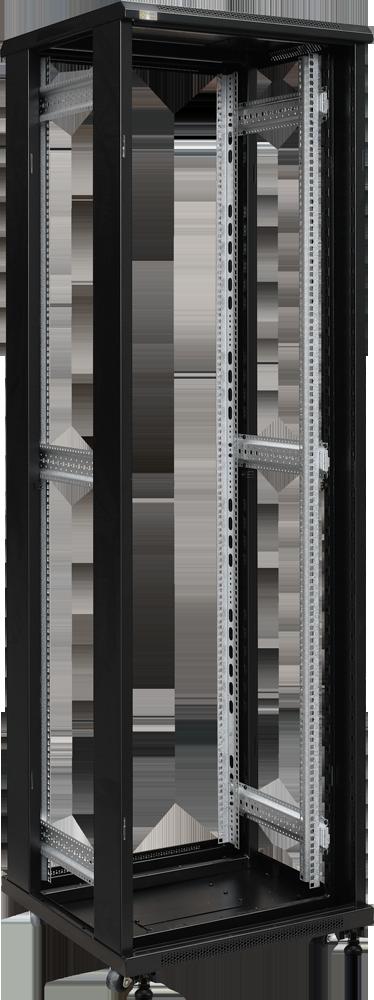 Armario Rack De Pie Listo Para Montar 42u 600x600 Rs4266